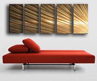 contemporary abstract metal wall art sculpture designer