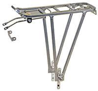 "Alloy 24"" 26"" 700c cycle / bike luggage pannier rack"