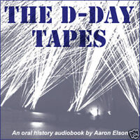 The D-Day Tapes: 7 World War II interviews on 11 CDs, Normandy, Slapton Sands