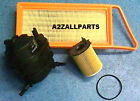 FOR PEUGEOT 307 1.4TD HDI 01 02 03 04 05 SERVICE PARTS FILTER KIT SET 70BHP