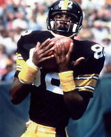 JOHN STALLWORTH PITTSBURGH STEELERS 8X10  PHOTO (J)