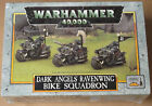 Warhammer 40K - Dark Angels Ravenwing Bike Squadron NEW