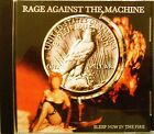 RAGE AGAINST THE MACHINE MAXI CD SLEEP NOW IN THE FIRE