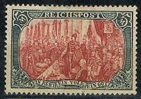 Sello. Alemania Imperio. 5 Marcos 1900, nº 64  *.