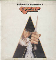 33 giri STANLEY KUBRICK'S CLOCKWORK ORANGE '72 Warner