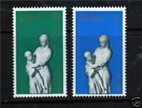 Ireland 1971 Christmas SG309/10 MNH