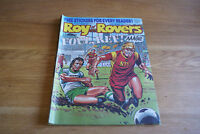 Roy of the Rovers Comic February 13th 1988