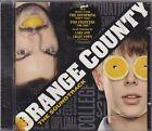 ORANGE COUNTY - o.s.t. CD