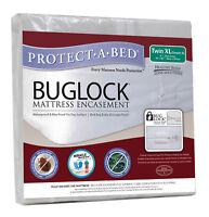Bed Bug Mattress Cover - With Buglock Zipper - Twin XL