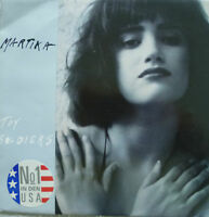 "7"" 1989 KULT ! MARTIKA : Toy Soldiers // MINT- \"