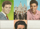 CLIFF RICHARD LOT DE CARTES POSTALES 3 ESPANOLES 1 GERM