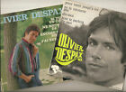 OLIVIER DESPAX. LOT DE 2 45T EP, EDITION FRANCE.DISQUES BON ETAT POCHETTE OCASIO