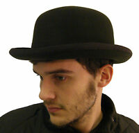 Campbell Cooper Brand New Bowler Hat London City English Horse Brown XSmall