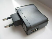EU 2 Pins USB AC Charger For MS Zune CREATIVE ZEN