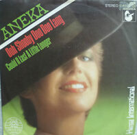 "7"" 1982 KULT ! ANEKA : Ooh Shooby Doo Doo Lang /MINT-?"
