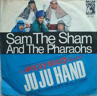 """7"""" 1965 SAM THE SHAM AND THE PHARAOHS Ju Ju Hand /VG+?"""