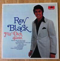 ROY BLACK Für dich allein LP/GER Club-Sonderauflage