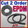 6mm ID 1/4 EPDM Smooth Rubber Tubing Coolant Radiator Hose Brake Fluid Tube Pipe