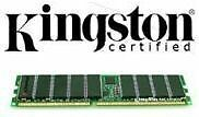 Barrette mémoire 256MO 667MHZ DDR2 PC2-5300 240PIN Kingston KVR667D2N5/256 /L8Y