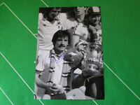 West Ham United Alan Devonshire Signed 1980 FA Cup Final Trophy Photograph