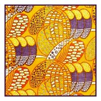 Art Nouveau Daisies by Charles Rennie Mackintosh Counted Cross Stitch Chart