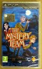 Videogame - The Mystery Team - PSP