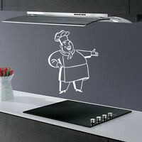 COOK FUNNY KITCHEN DINING ROOM TOILET HOME QUOTE WALL ART DECAL STICKER VINYL #1