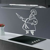 COOK FUNNY KITCHEN DINING ROOM TOILET HOME QUOTE WALL ART DECAL STICKER VINYL #3