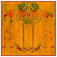 Art Nouveau Wassail Detail Charles Rennie Mackintosh Counted Cross Stitch Chart