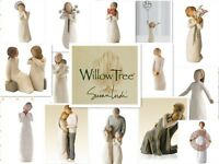 OFFICIAL WILLOW TREE FIGURINES- FULL COLLECTION OF FIGURINE TO CHOOSE-Part 1