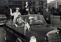 Photo Greek Royal Couple Constantine Anna Maria Car