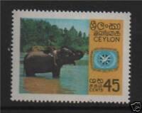 Ceylon 1967 Int.Tourist Year SG530 MNH