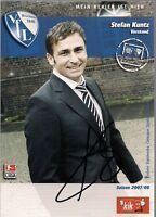 Autogramm - Stefan Kuntz ( VFL Bochum )