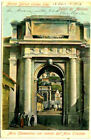 A7801 Ancona arco Clementino e veduta arco Traiano