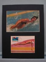 Mark Spitz Wins 7 Golds at 1972 Olympics & First Day