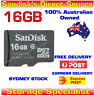 SanDisk Genuine micro SD 16GB SDHC class 4 16G memory card TAX Inv