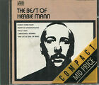 cd - herbie mann - the best of