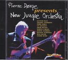 PIERRE DORGE - presents new jungle orchestra CD