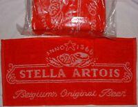 10 Ten Pack of Stella Artios Bar Towels - New