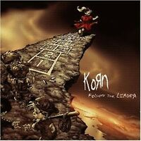 "KORN ""FOLLOW THE LEADER"" CD NEW NEW METAL"