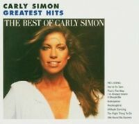 """CARLY SIMON """"BEST OF..."""" CD NEW"""