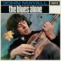 "JOHN MAYALL´S BLUESBREAKERS ""THE BLUES ALONE"" CD NEW"