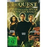 THE QUEST - DIE SPIELFILM TRILOGIE 3 DVD NEW