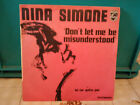 "nina simone""ne me quitte pas""""don't let me be ...""single7""or.fr.philips:6051020."