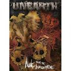 """UNEARTH """"ALIVE FROM THE APOCALYPSE"""" 2 DVD+CD NEW"""