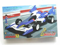 Anime Cyber Formula GPX 1/32 Sugo Super Asurada 02 4WD Model Car Aoshima Japan