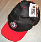 VINTAGE NHL BUFFALO SABRES RED/BLACK DREW PEARSON YOUTH SNAPBACK HAT CAP NEW