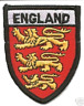 ENGLAND 3 LIONS FLAG WORLD EMBROIDERED PATCH BADGE WITH FREE UK POSTAGE