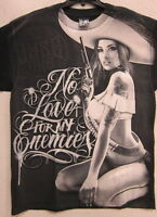 """Dyse One Men's T-Shirt """"No Love"""""""