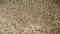 Green Tweed Chenille Upholstery Fabric Remnant  F785